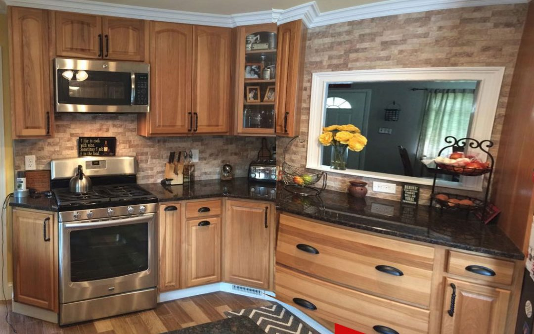 Kitchen Remodel for Stacey and Dennis Kiernan
