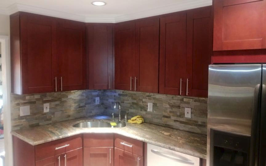 Kitchen Remodel Oct-23-2015