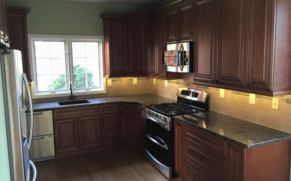 Another beautiful kitchen finished